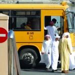 انطلاق 380 حافلة من مواصلات الإمارات لتوصيل الطلبة