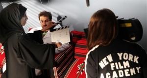 'إيمج نيشن' تنظم برنامجاً لتطوير خبرات الطلاب الإماراتيين في صناعة السينما