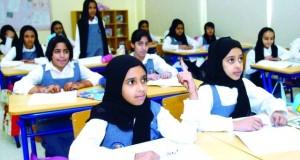 المدارس تفتح أبوابها اليوم