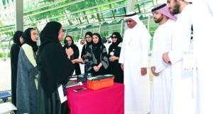 إنجازات طلابية ترقى لمرتبة الاختراعات في جامعة زايد