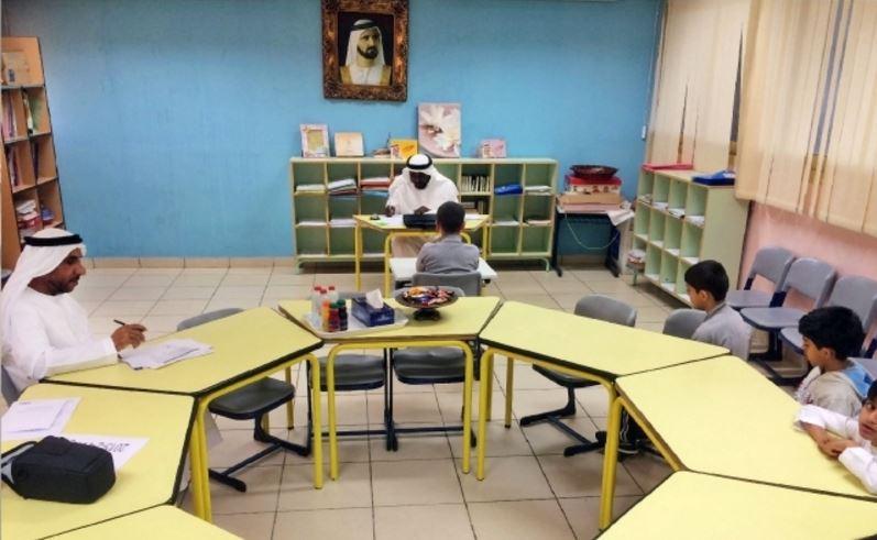 فتح باب التسجيل في مسابقة القرآن التشجيعية لمدارس أم القيوين