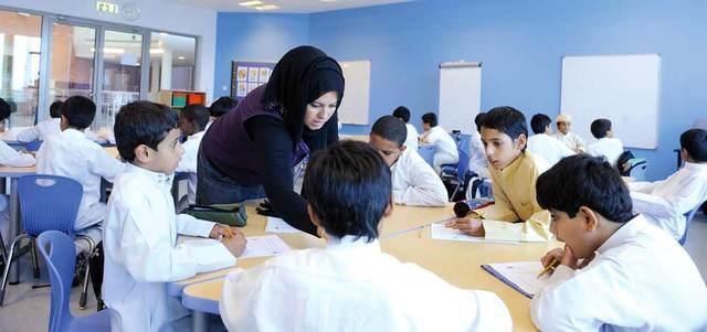 5 مستويات لتصنيف أداء المعلمين في أبوظبي