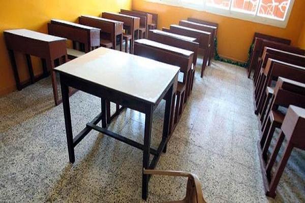 المدارس تتحول إلى استراحات للنوم بعد تغيّب الطلاب