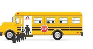 حملات لمراقبة اشتراطات السلامة في الحافلات المدرسية