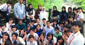 عدد الطلبة المواطنين بالجامعات اليابانية يتضاعف خلال 3 سنوات