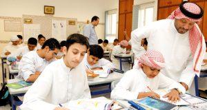 وزارة التربية والتعليم تشيد بانضباط الاسبوع الدراسي الاول في العام الجديد