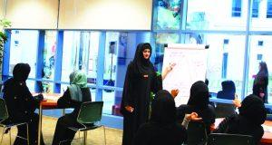 1000 طالب وطالبة يستفيدون من برنامج المساندة الأكاديمية في جامعة زايد