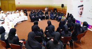 جامعة زايد تحفّز الطلبة على إطلاق أفكارهم