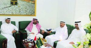 النعيمي يوجّه بـ 5 مقاعد دراسية للسعوديين في جامعة عجمان