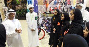 طلبة مركز أبوظبي التقني يقدمون 60 ابتكاراً قابلاً للتطبيق