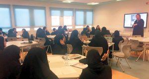 توزيع 74 طالباً في (الإمارات للتطوير التربوي) على مدارس بأبوظبي