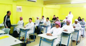 90 % نسبة حضور الطلبة أول أيام الفصل الثاني