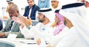 رابطة خريجي جامعة دبي تعقد اجتماعاً لمناقشة خدماتها للطلبة