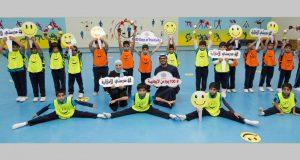 وزيرا التربية والسعادة يطلعان على فعاليات 100 يوم من الإيجابية