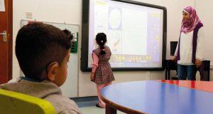 122 طالباً يستفيدون من التقنيات المساندة في (الشارقة الإنسانية)