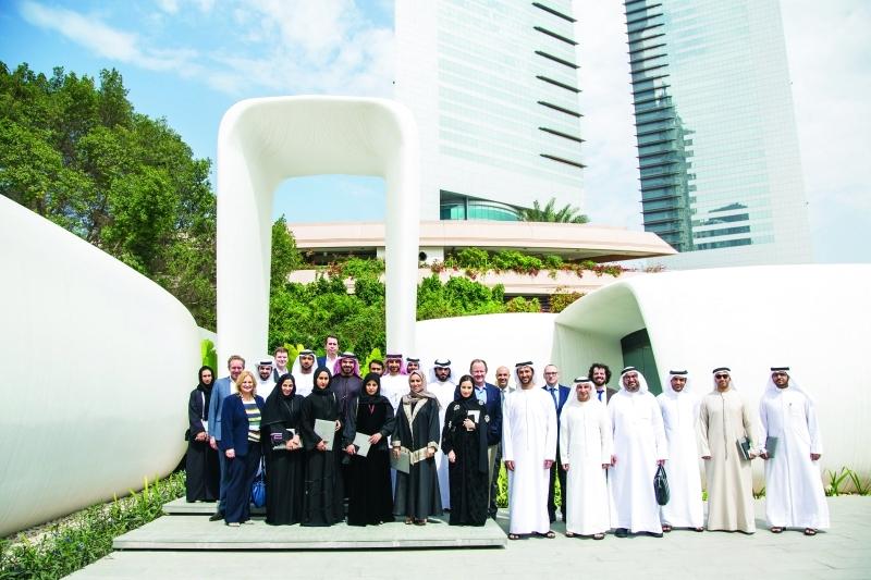 أكاديمية دبي للمستقبل تطلق برنامج التعليم التنفيذي لتصميم المستقبل