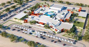 إنجاز مدرسة دلما بـ107 ملايين درهم