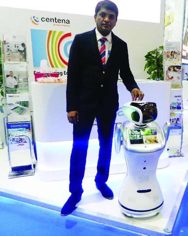 الروبوت في خدمة العملية التعليمية بالدولة نهاية 2017