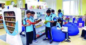 طرق دبي تُنشئ مكتبات لـ4 مدارس أساسية في حتا