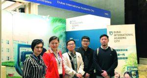 مدينة دبي الأكاديمية العالمية تعزّز موقعها وجهة تعليمية للطلبة الصينيين
