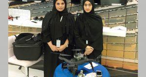 3 طالبات يبتكرن روبوت لإنقاذ العالقين تحت الأنقاض