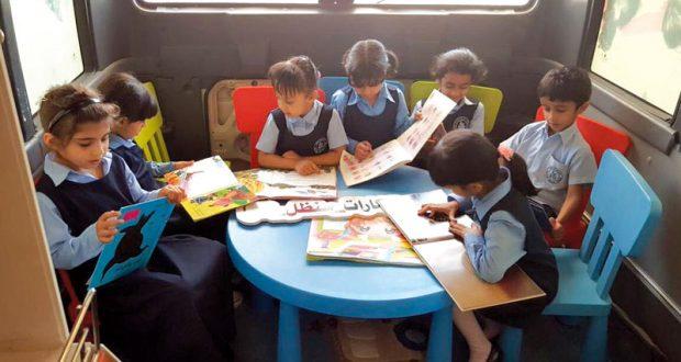 85 % من طلبة المدارس الحكومية و91% من الخاصة يمارسون القراءة يومياً