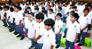 95 % حضور الطلبة في أول أيام الفصل الدراسي الثالث