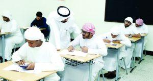 الرياضيات «فاتحة خير» على طلبة الثاني عشر في أبوظبي
