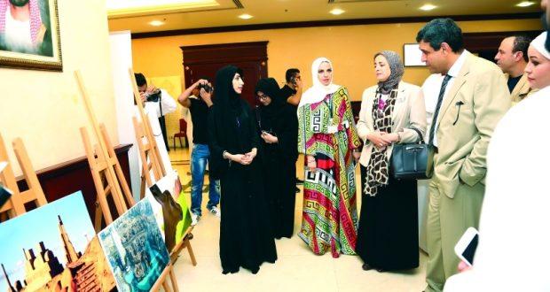 جامعة عجمان تنظم مهرجان «أهلاً بالإبداع»