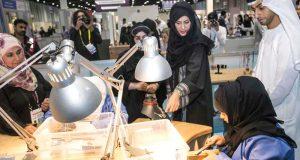 1500 متسابق من 77 دولة يتنافسون في جوائز «المهارات» في أبوظبي