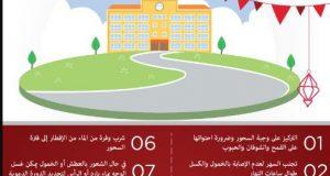 5 ساعات دوام مدارس دبي الخاصة في رمضان