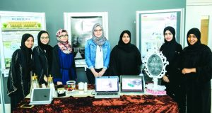 75 مشروعاً ابتكارياً لهندسة جامعة الإمارات