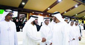 محمد بن زايد: الإمارات بقيادة خليفة تشجع المتفوقين بالعلم نحو عصر ما بعد النفط