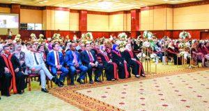 جامعة عجمان تحتفي بالطلبة الجدد والتسجيل ينتهي الأسبوع المقبل