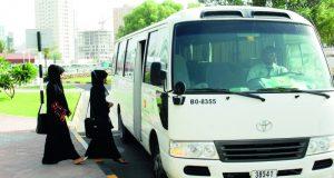 مواصلات الإمارات تستعد لنقل 15 ألف طالب دراسات عليا