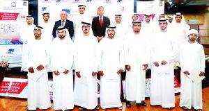 تخريج طلاب «الهندسة اللوجستية» في «تقنية أبوظبي»