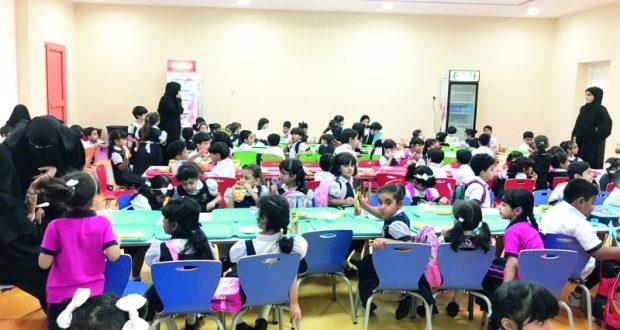 «التربية» تنجز التعاقد لتشغيل المقاصف المدرسية