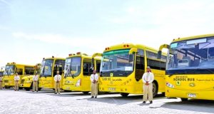 «مواصلات الإمارات» تعزز وعي سائقي النقل المدرسي بشأن الضباب
