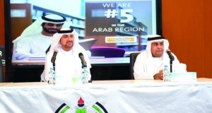 جامعة الإمارات الخامسة عربياً في تصنيف «كيو اس»