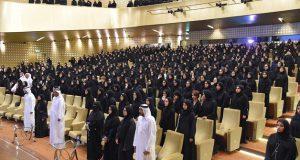 جامعة زايد تنظم الملتقى الرابع للبحوث والمشاريع الإبداعية لطلبة المدارس