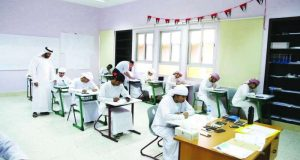 «المتقدم» يختتم امتحاناته بالأحياء