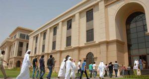 جامعة أبوظبي و«الإمارات الإسلامي» يبحثان دعم الطلبة المتعثرين