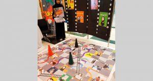 طالبة تبتكر لعبة «أنا قدها» لتعزيز الأداء الأكاديمي للطلبة