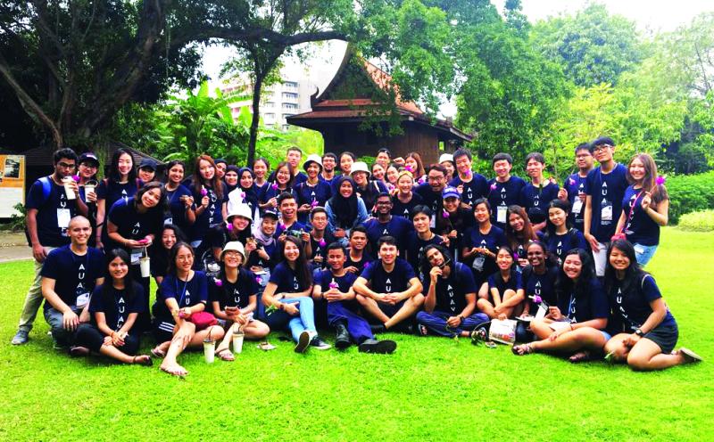 فريق طالبات جامعة الإمارات يفوز بالمركز الأول في منتدى تحالف الجامعات الآسيوية