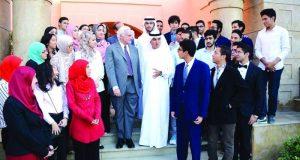 مضاعفة المنح وبرنامج ريادي لشباب الإمارات 2018