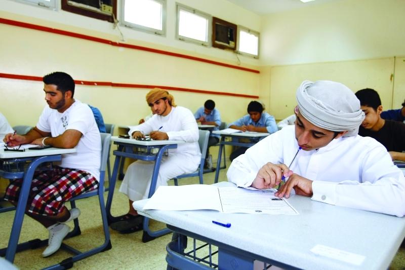 28 ألف طالب يبدأون امتحانات الثانوية اليوم