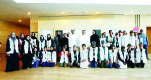 40 طالباً يشاركون في المخيم الشتوي لـ«مهندس المستقبل»