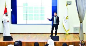 أكاديمية ربدان ترحّب بطلابها الجدد في «ربيع 2018»