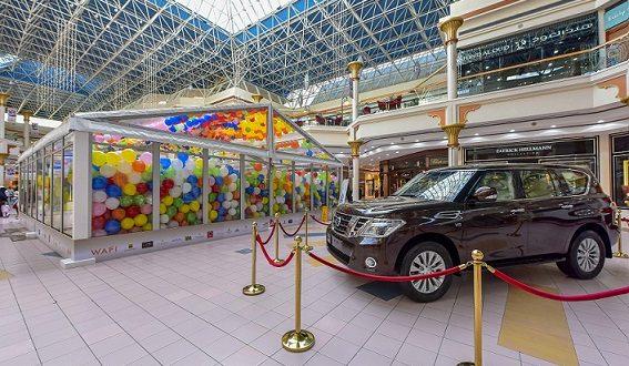 اربح مع وافي خلال مهرجان دبي للتسوق هذا العام