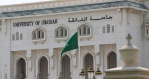 عائشة القاسمي تشهد حفل تخريج 673 طالبة من جامعة الشارقة